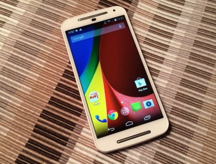 moto g 2014 con Android 6.0 Marshmallow