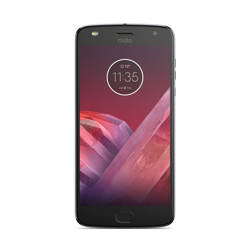 Moto Z2 Play frontal